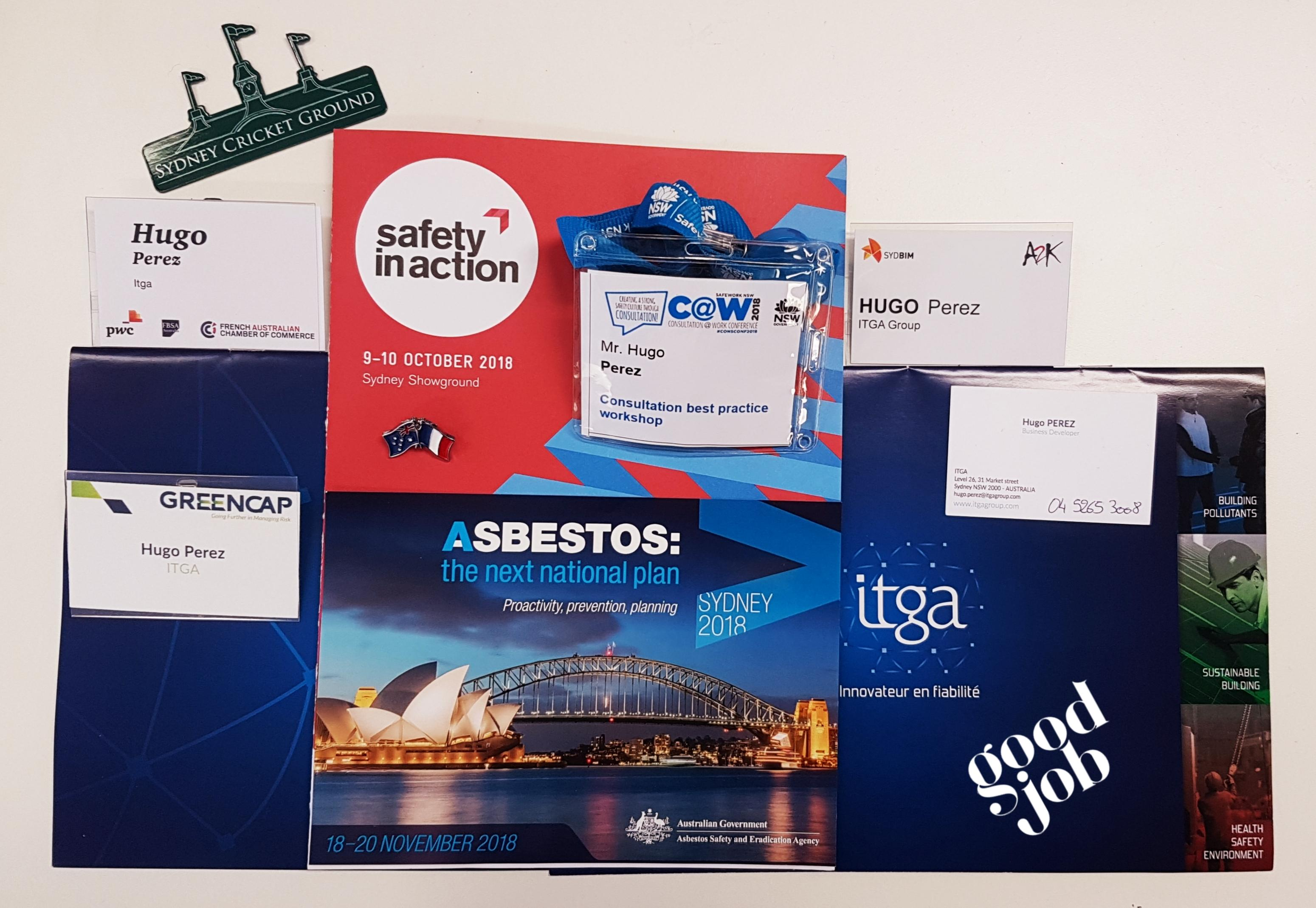 One month already completed with ITGA Group